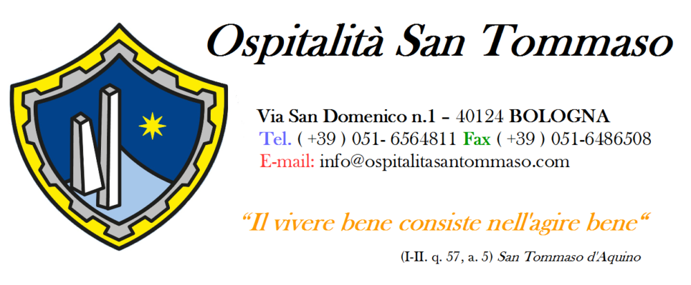 Ospitalità San Tommaso